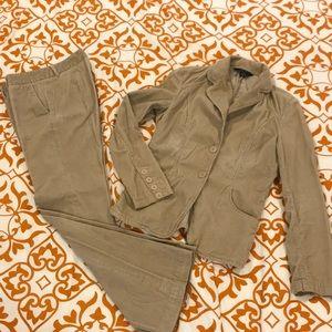 Set blazer/ casual pants